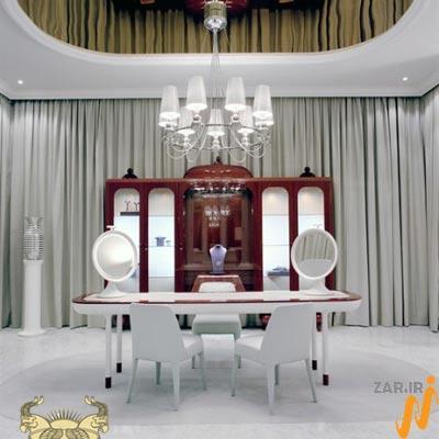 لوکس ترین بوتیک طلا و جواهر