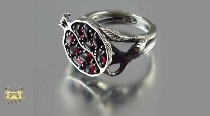 جواهرات با طعم انار