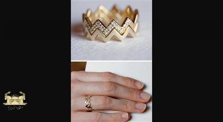 انگشتر های ظریف