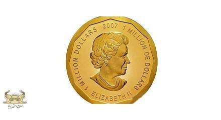 سکه ملکه الیزابت دوم