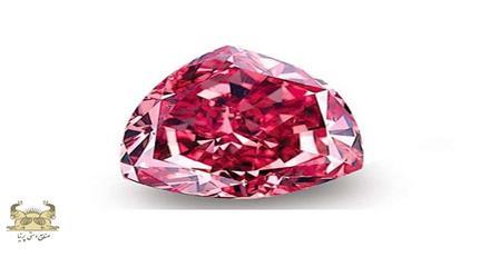 سنگ الماس قرمز